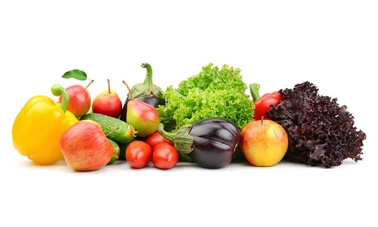 l 39 assiette vitalit 50 de fruits et l gumes. Black Bedroom Furniture Sets. Home Design Ideas